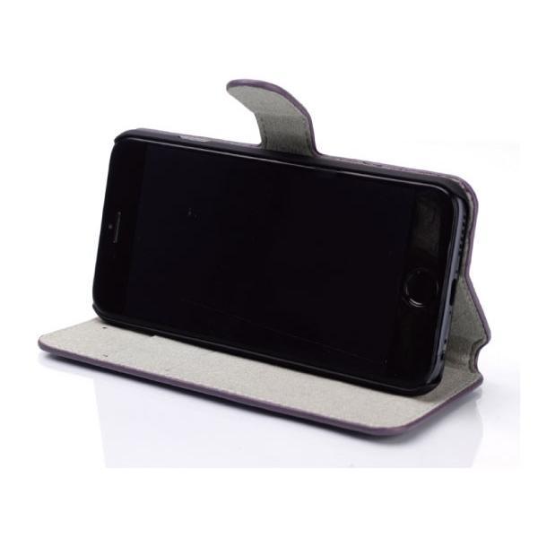 iPhone6s iPhone6s Plus iPhone6 iPhone6Plus手帳型ケース カード収納 スタンドケース レビューを書いて送料無料|arakawa5656|02