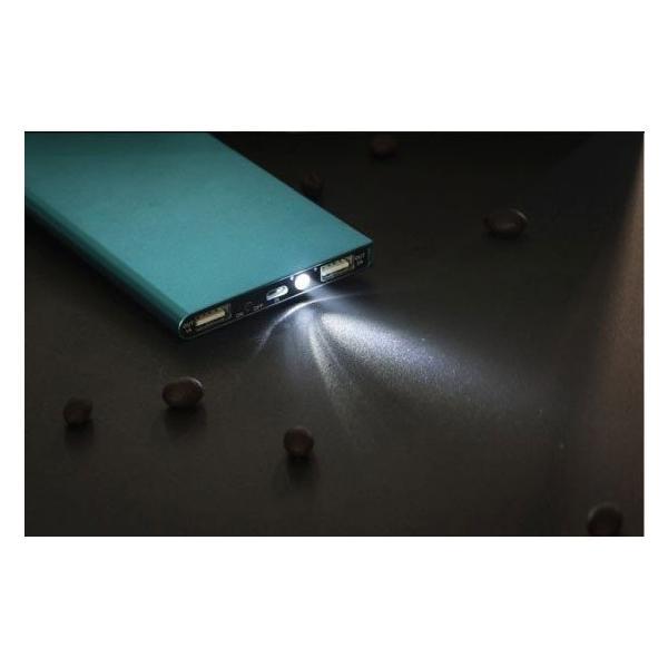 モバイルバッテリー 大容量 軽量 薄型 モバイルバッテリー巾着付 8000mAh PSEマーク スマホ携帯充電器 iPhone 8 x 6 7 S  plus ライト ポケモンGO アイコス iqos|arakawa5656|10