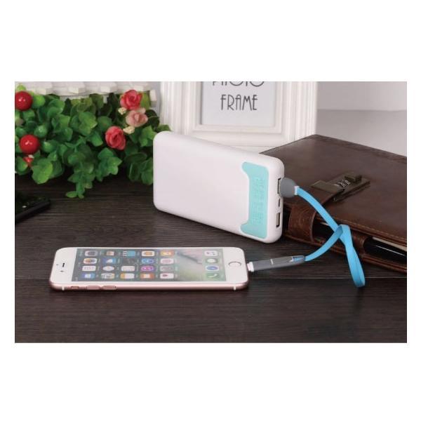 モバイルバッテリー  大容量 20000mAh 急速充電 携帯充電器 iphone 11 XRXs XsMAX 8 x iphone7 6s Plus  レビューで送料無料 ポケモンGO|arakawa5656|05
