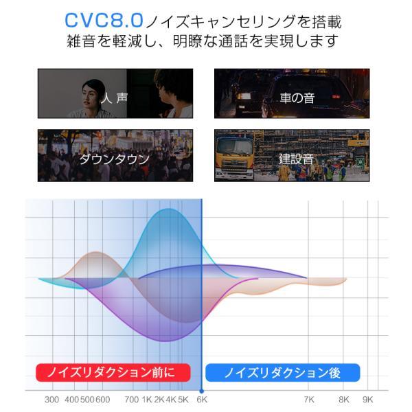 Bluetooth イヤホン ワイヤレスイヤホン Hi-Fi高音質 LEDディスプレイBluetooth5.1 350時間持続駆動 IPX7防水|aranet|08