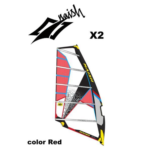 【メーカーお取り寄せ】NAISH(ナッシュ) X2モデル 5.8セイル Sail