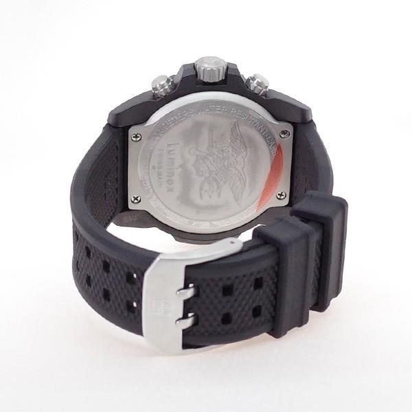 ルミノックス LUMINOX 腕時計 メンズ 3597 Navy SEALs クォーツ グリーン ブラック|araya|03