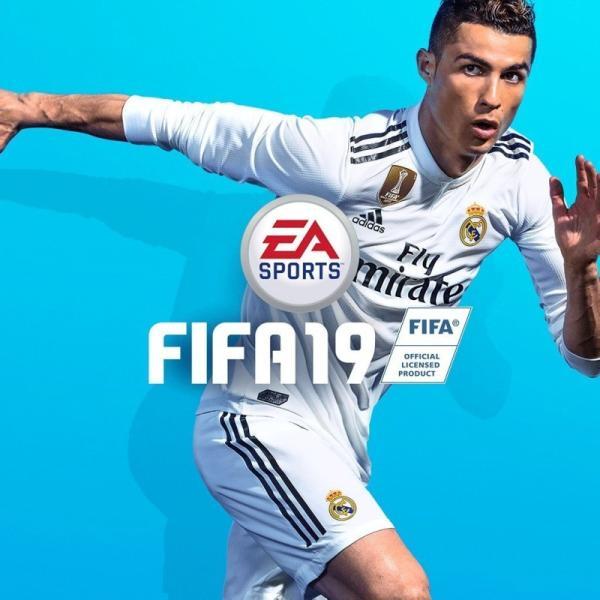 EA PS4ゲームソフト FIFA 19 FIFA19