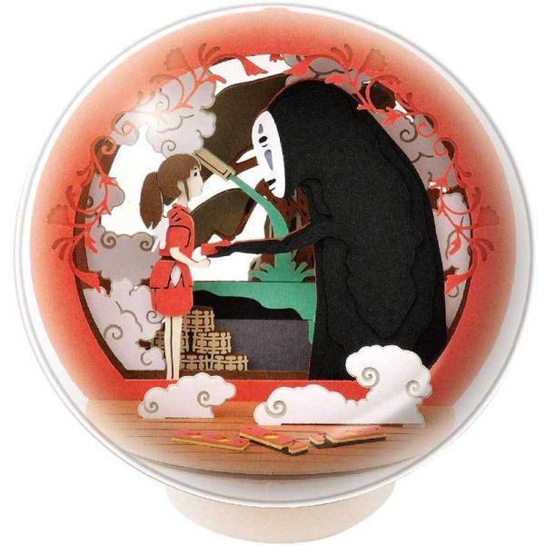 【新品】ペーパーシアター -ボール- 千と千尋の神隠し カオナシからの贈りもの [PTB-03]<エンスカイ>