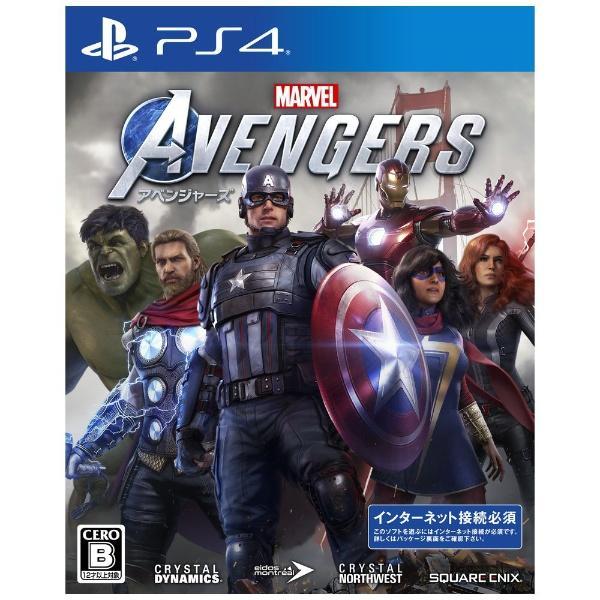 新品 PS4Marvel'sAvengers(アベンジャーズ)