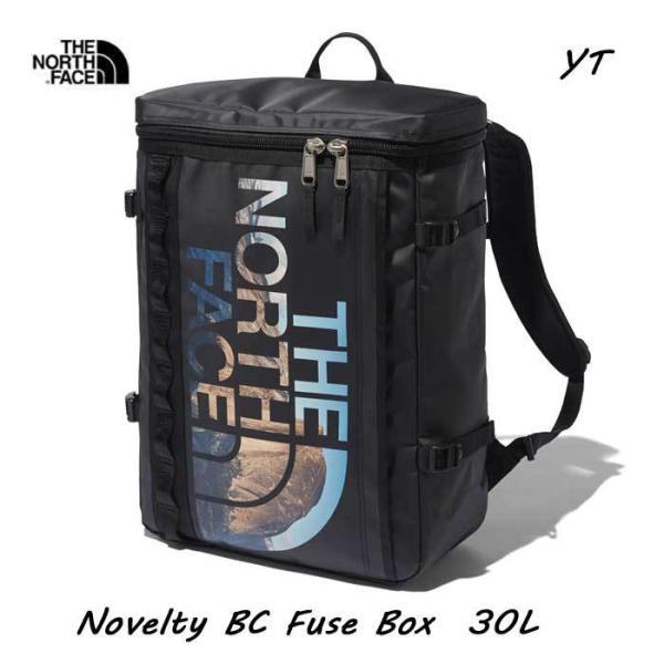 2021年最新在庫 ザ ノースフェイス ノベルティBCヒューズボックス The North Face Novelty BC Fuse Box NM81939 ヨセミテプリント2(YT)