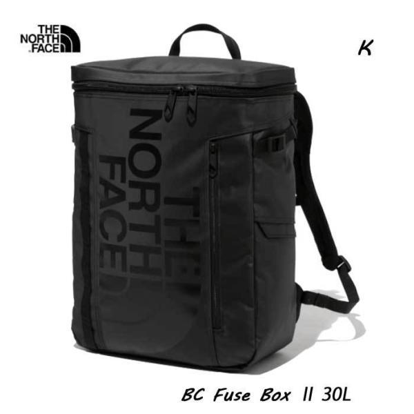 ザ ノース フェイス  2021年秋冬最新在庫 BCヒューズボックス ツー  The North Face  BC Fuse Box II 30L NM82150 ブラック(K)