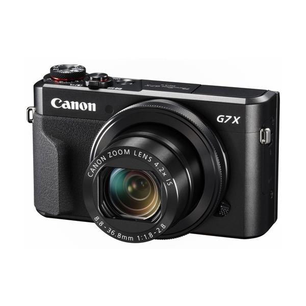 デジカメ CANON PowerShot G7 X Mark II