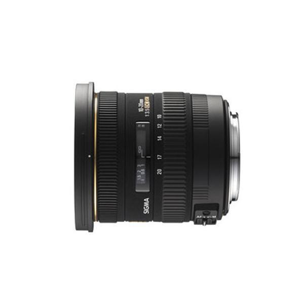 レンズ シグマ 10-20mm F3.5 EX DC HSM [ニコン用]