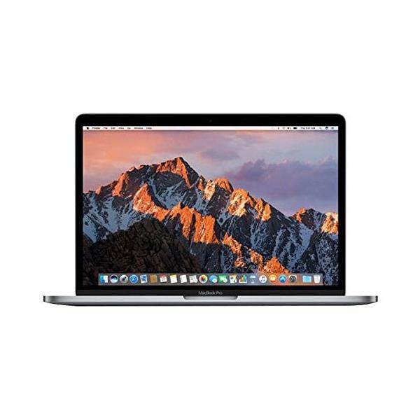 MacBookPro 13インチモデル[2017年/SSD 256GB/メモリ 8GB/2.3GHzデュアルコア Core i5]スペースグレイ MPXT2J/Aの画像