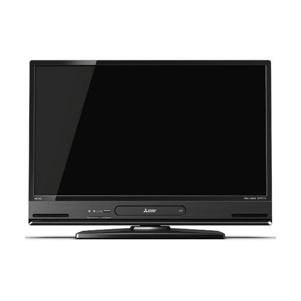 三菱電機 32V型 液晶テレビ REAL(リアル)(ブルーレイレコーダー内蔵)(1TB ハードディスク内蔵) LCD-A32BHR10 ブラックの画像