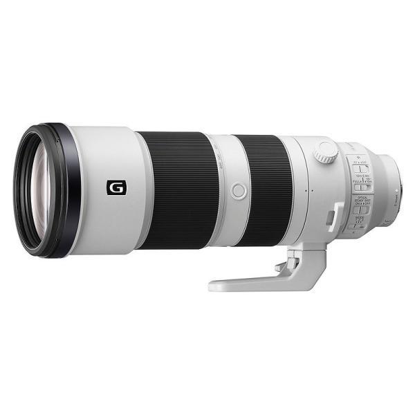レンズ ●SONY  FE 200-600mm F5.6-6.3 G OSS SEL200600G /AW 10