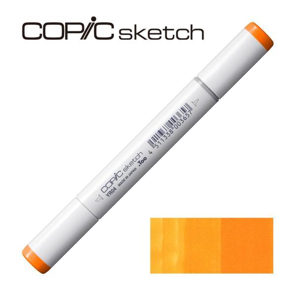 コピック スケッチ YR04 Chrome Orange クローム・オレンジ .Too|arcoasis
