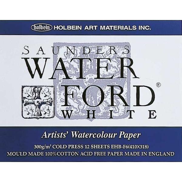 ウォーターフォード (ホワイト) EHB-F6 ブロック (中目) 270-934 arcoasis