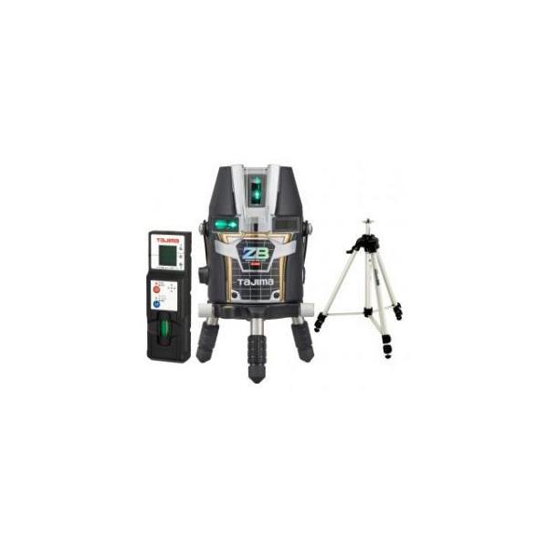 レーザー墨出し器 ゼロブルー リチウムKYR 受光器 三脚セット ※取寄品 タジマ ZEROBL-KYRSET