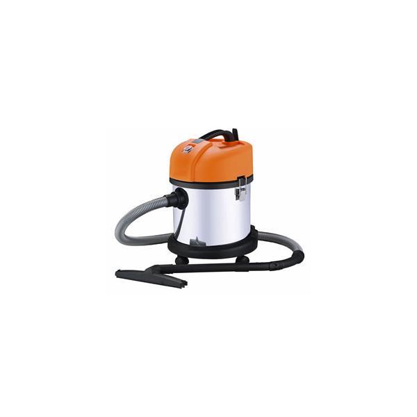 日動 業務用掃除機 乾湿両用 20L ステンレス バキュームクリーナー NVC-20L-S|arde