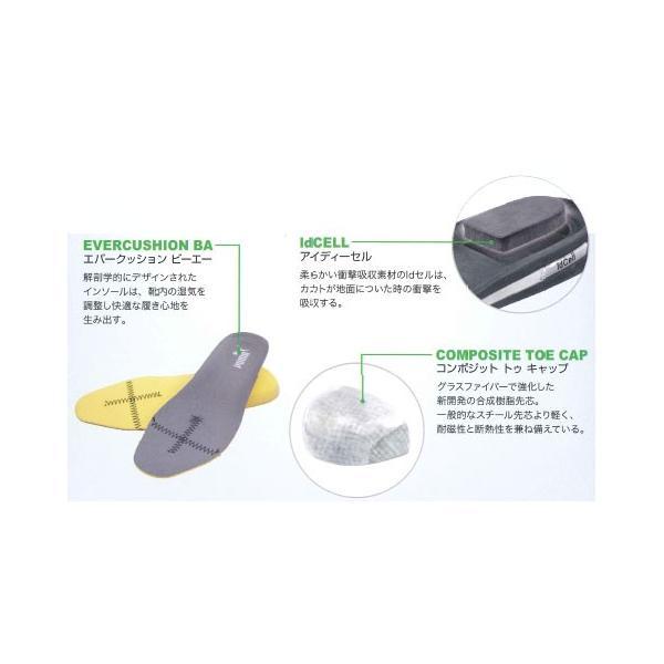 安全靴 フルツイスト レッド ミッド ブラック×レッド 27.0cm 取寄品 PUMA(プーマ) 63.201.0|arde|03