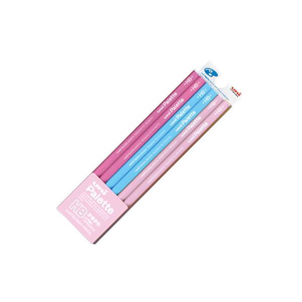 三菱鉛筆 学用鉛筆 5051 6角 パステルピンク HB 【12本セット(1ダース)】 取寄品 K5051HB