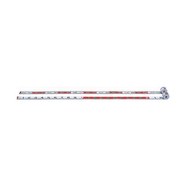 ヤマヨ測定機 リボンロッド両サイド60-E2 厚さ0.65mm×幅60mm×長さ10m ※取寄品 R6B10
