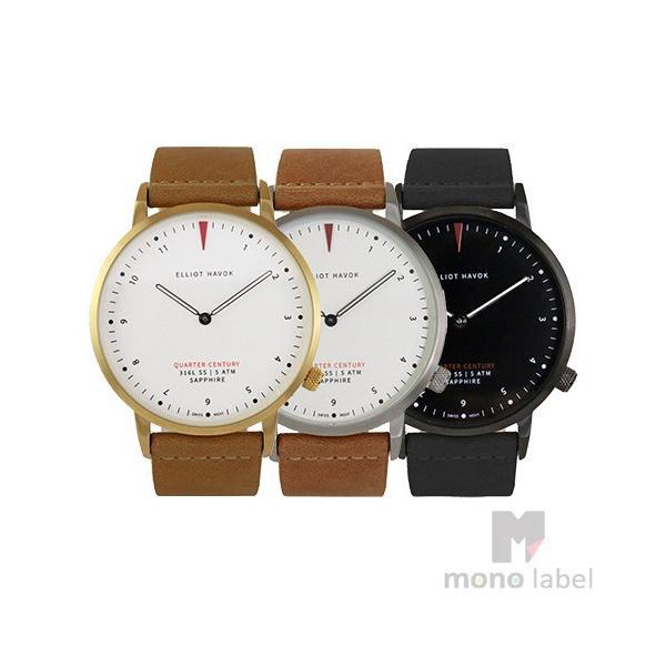 [Quarter Century Watch(QCW)] クオーターセンチュリーウォッチ 腕時計 QCW WATCH GOLD STEEL BLACK【日本公式店舗】 area-online
