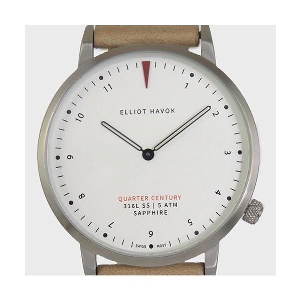 [Quarter Century Watch(QCW)] クオーターセンチュリーウォッチ 腕時計 QCW WATCH GOLD STEEL BLACK【日本公式店舗】 area-online 03