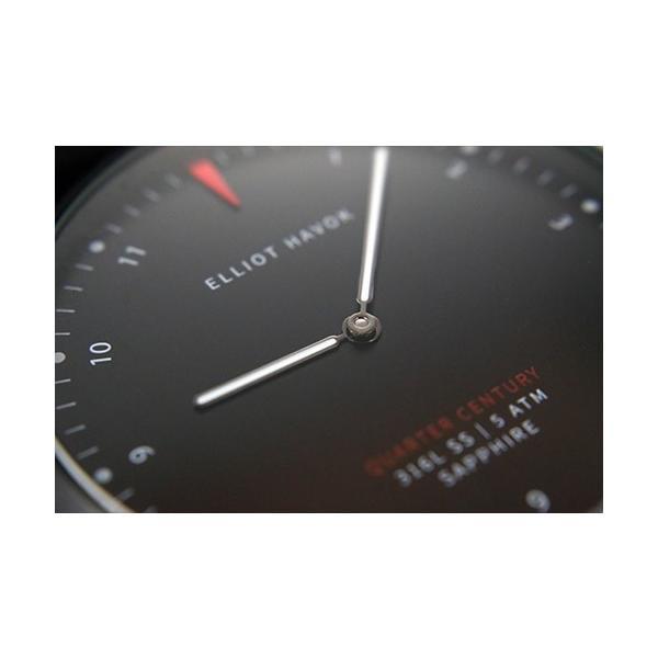 [Quarter Century Watch(QCW)] クオーターセンチュリーウォッチ 腕時計 QCW WATCH GOLD STEEL BLACK【日本公式店舗】 area-online 04