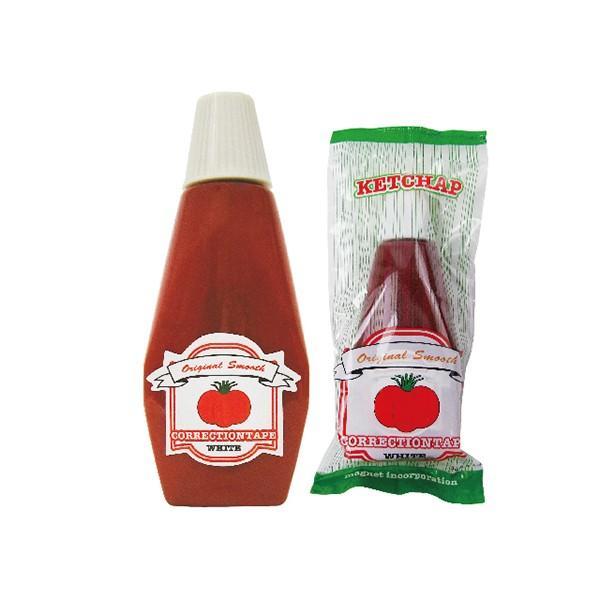 マグネット コレクションテープ ケチャップ magnet CORRECTION TAPE ketchup / おしゃれ