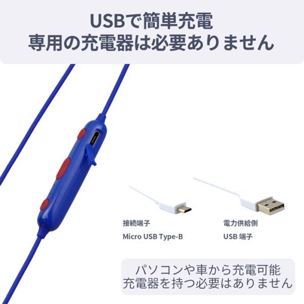 \4月22日18時までポイント5倍/ Areti ワイヤレスイヤホン KIKI e1835 ブルートゥース Bletooth 4.2 USB充電|areti|11