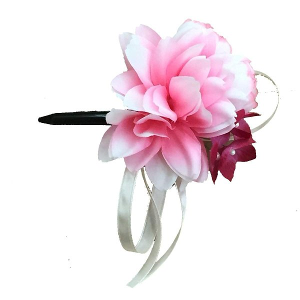 粋花 Suika フラワークリップ 4053 ピンク