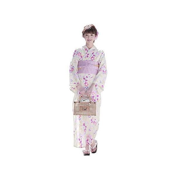 さらさ わたなべ麻衣 鈴木優華 着用 dazzlin ダズリン ブランド 綿素材 変わり織 仕立て上がり浴衣 フリーサイズ ta-240 (|aries8