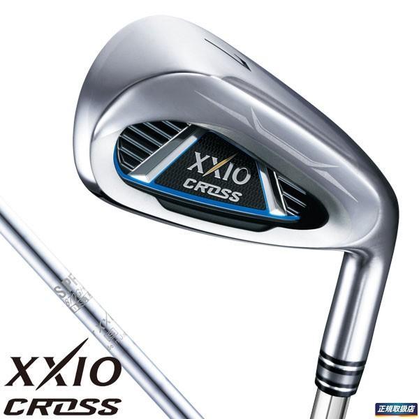 2019年モデル  ダンロップ メンズ XXIO CROSS ゼクシオ クロス アイアン 単品 N.S.PRO 870GH DST for XXIO スチールシャフト