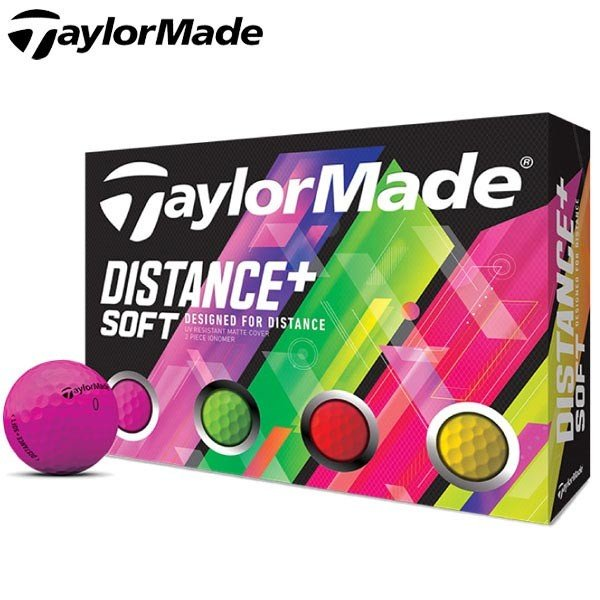 TAYLORMADE GOLF DISTANCE PLUS SOFT