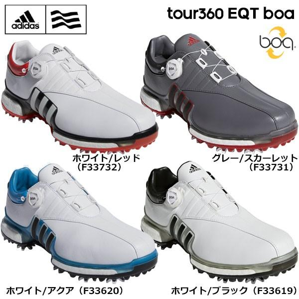 info for cbff4 347c0 [2018年モデル] アディダス メンズ TOUR360 EQT Boa ツアー360 EQT ボア ソフトスパイク ゴルフシューズ 特価  :057-18-tour360eqtboa:有賀園ゴルフモール A-NET - 通販 - Yahoo!ショッピング