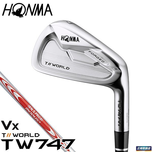 HONMA TOUR WORLD TW747 VX IRON