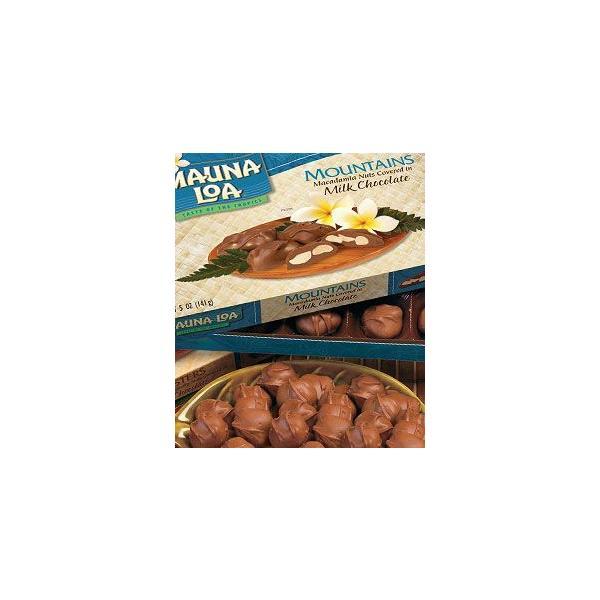 ハワイ お土産 土産 おみやげ マウナロア マカダミアナッツ チョコレート 5oz 通販