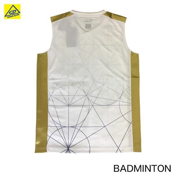 ヨネックス YONEX メンズ ゲームシャツ ノースリーブ 10333 バドミントン メール便可|arimotospshop|05
