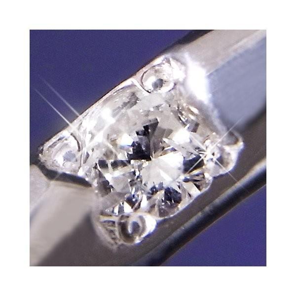 ダイヤモンド | 甲丸ダイヤリング 指輪 16号|arinkurin2|03