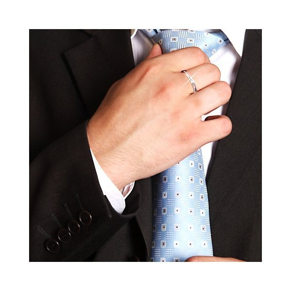 ダイヤモンド | 甲丸ダイヤリング 指輪 16号|arinkurin2|05