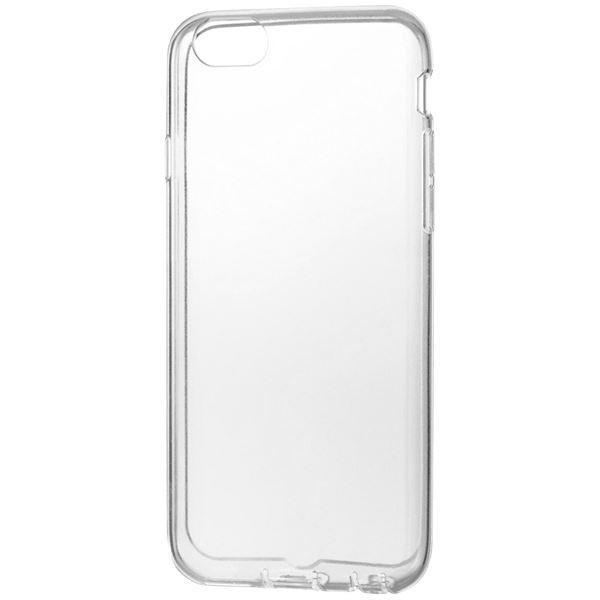 エレコム iPhone 6s/6用シリコンケース/極み/パーフェクトクリア PM-A15SCTCR|arinkurin2