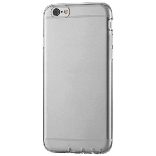 エレコム iPhone 6s/6用シリコンケース/極み/パーフェクトクリア PM-A15SCTCR|arinkurin2|05