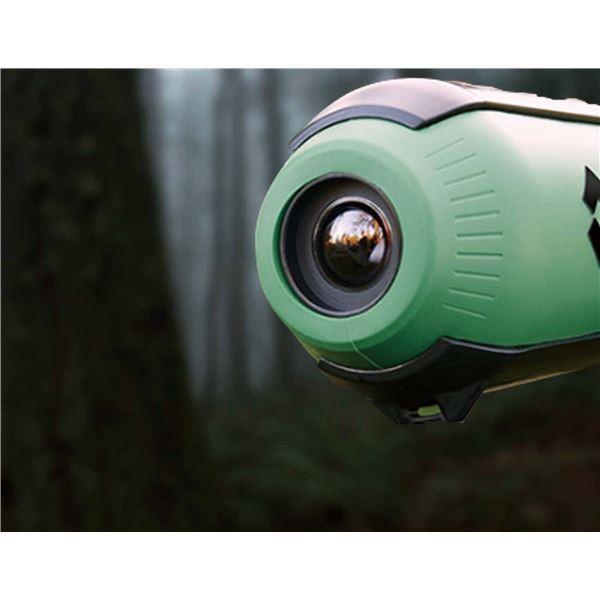 暗視スコープ | サーマル暗視スコープ 軽量防塵防水性長距離造影 フリアースカウトTK (防犯監視警備救助動物観察)