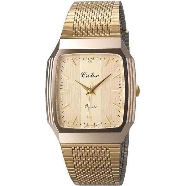 ファッション | CROTON(クロトン) 腕時計 3針 日本製 RT148M2