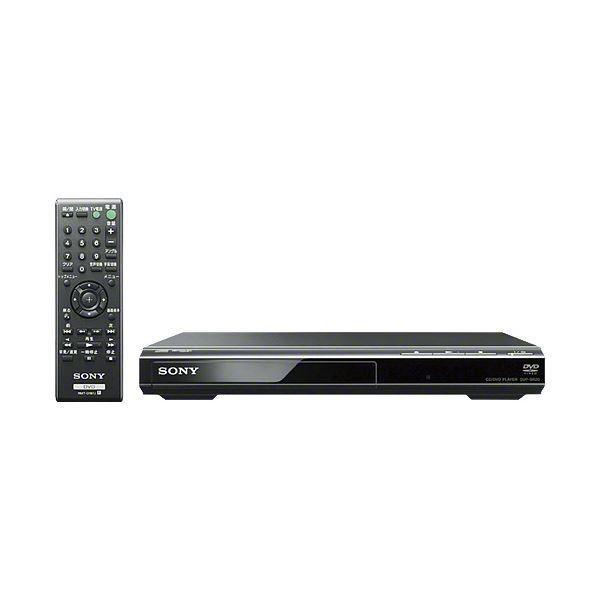 ソニー DVDプレーヤー DVPSR20|arinkurin2
