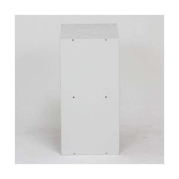 収納家具 | カラーボックス 可動棚2段 ホワイト|arinkurin2|03