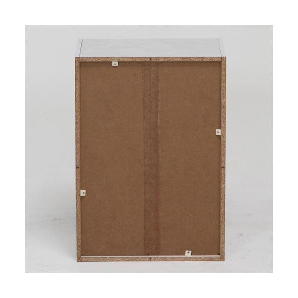 収納家具 | カラーボックス 可動棚2段 ホワイト|arinkurin2|04