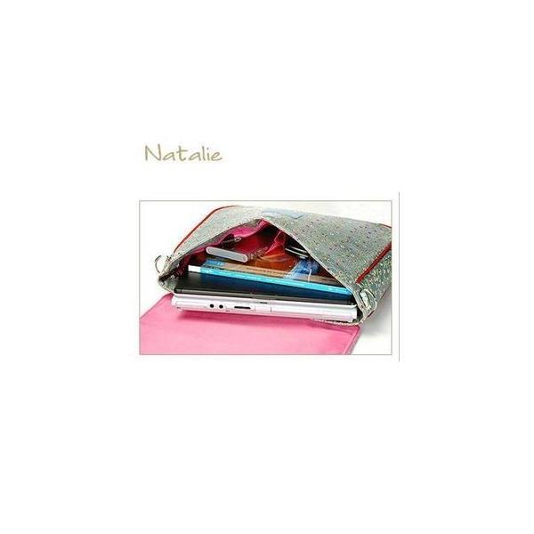 B2903 abbinewyork*ナタリエ(Natalie)‐『女性向けのパソコンバック兼用ショルダーバック』