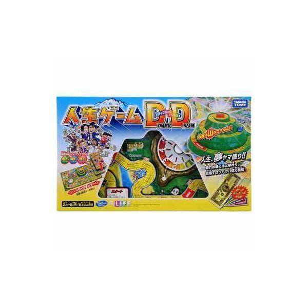 テーブルゲーム   タカラトミー 人生ゲーム ダイナミックドリーム arinkurin