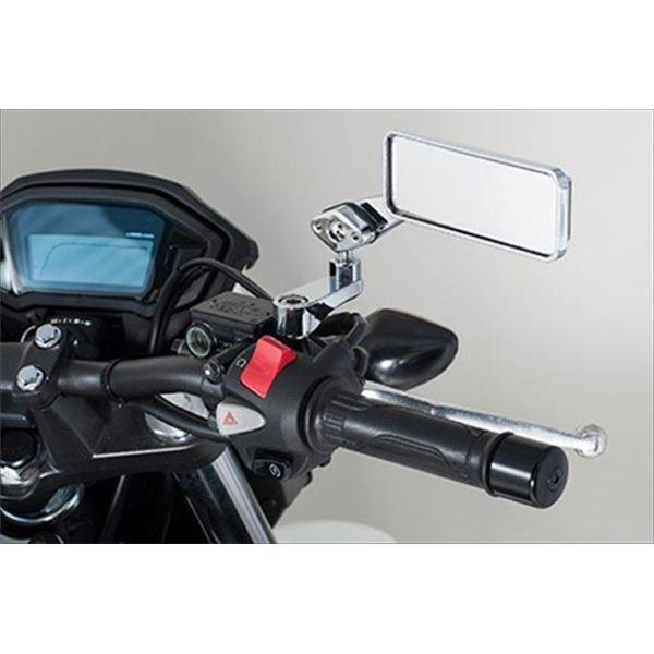 バイク用品 | タナックス(TANAX) NAPOLEON オフセットホルダー45 クロームメッキ|arinkurin|02