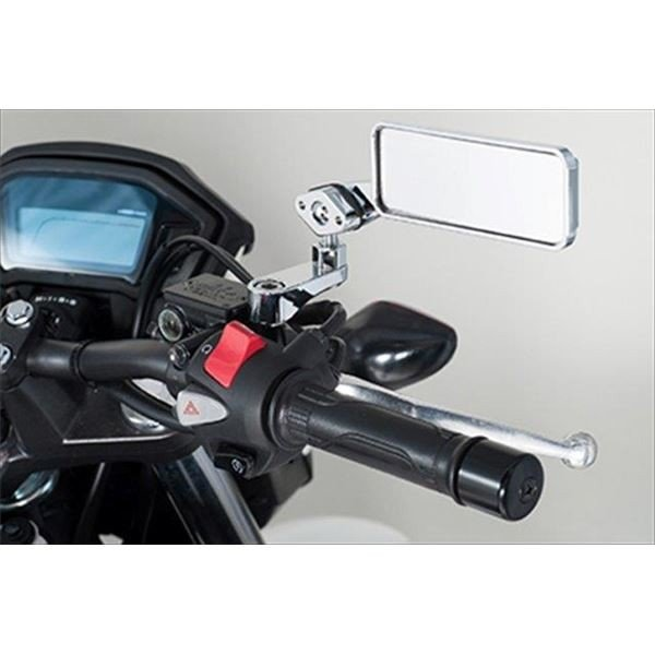 バイク用品 | タナックス(TANAX) NAPOLEON オフセットホルダー45 クロームメッキ|arinkurin|03
