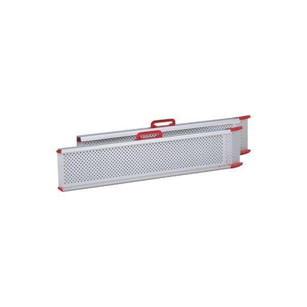 介護用品 | イーストアイ ESKスライドスロープ (2本1組) ESK200R 2mRタイプ